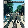 Hal Leonard The Beatles - Abbey Road Bass Guitar Tab Songbook thumbnail