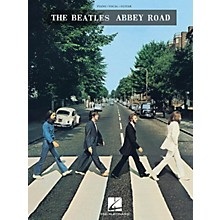 Hal Leonard The Beatles - Abbey Road Piano/Vocal/Guitar Songbook