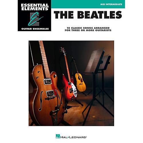 Hal Leonard The Beatles - Essential Elements Guitar Ensembles Series