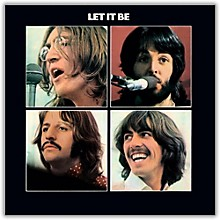 The Beatles - Let It Be Vinyl LP