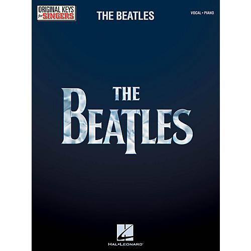 Hal Leonard The Beatles - Original Keys For Singers