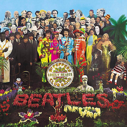 Universal Music Group The Beatles - Sgt. Pepper's Lonely Hearts Club Band LP