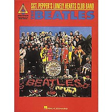 Hal Leonard The Beatles - Sgt. Pepper's Lonely Hearts Club Band
