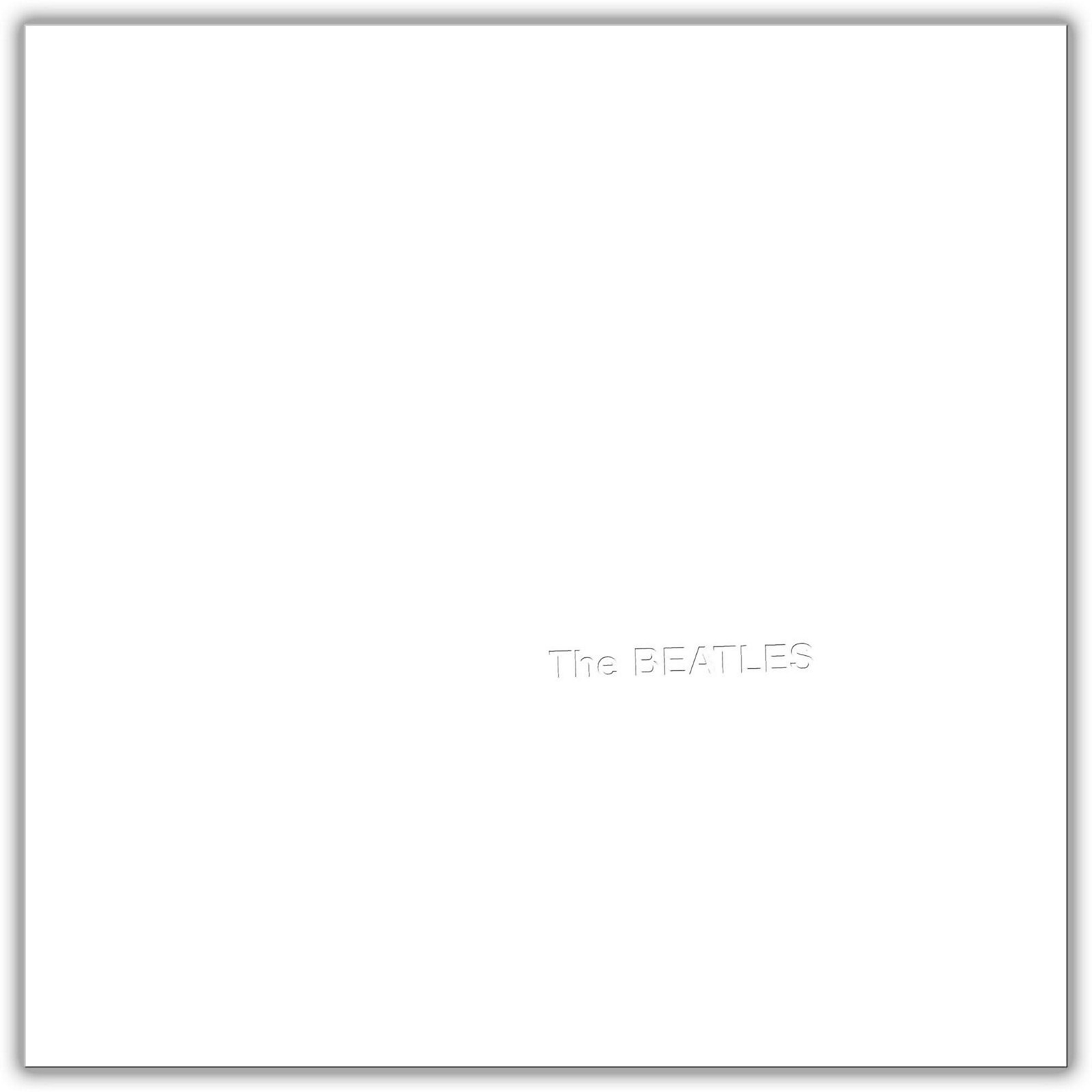 Universal Music Group The Beatles - The Beatles (White Album) Vinyl LP