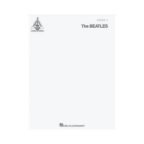 Hal Leonard The Beatles - The White Album Guitar Tab Book 1