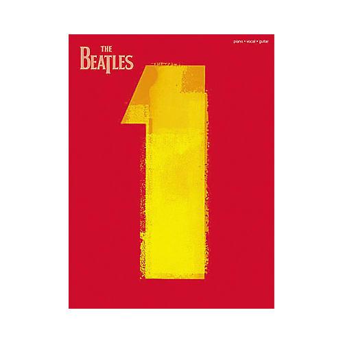 Hal Leonard The Beatles 1 Book