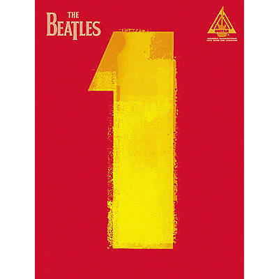 Hal Leonard The Beatles 1 Guitar Tab Book