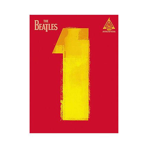 Hal Leonard The Beatles 1 Guitar Tab Book