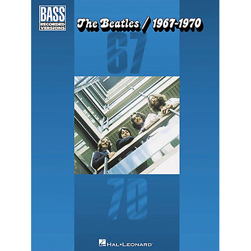 hal leonard the beatles 1967 1970 bass guitar tab songbook musician 39 s friend. Black Bedroom Furniture Sets. Home Design Ideas