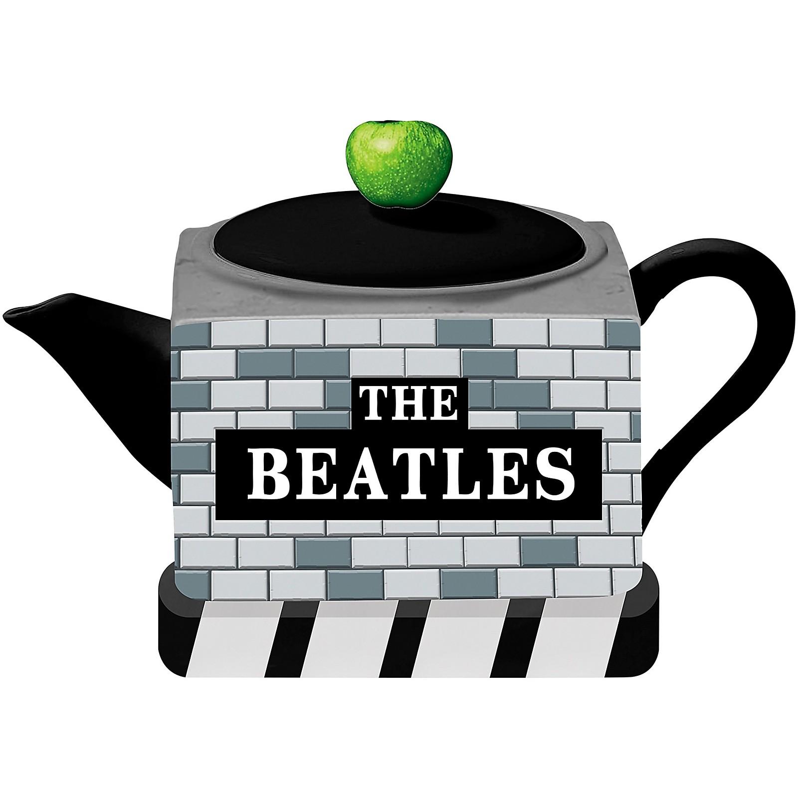 Vandor The Beatles Abbey Road Sculpted Ceramic Teapot