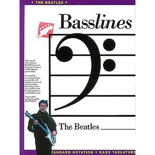 The Beatles Bass Guitar Tab Songbook