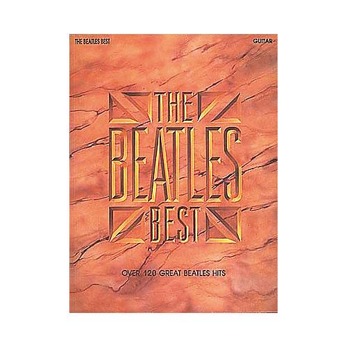 Hal Leonard The Beatles Best Guitar Songbook