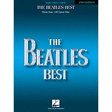 Hal Leonard The Beatles Best Piano, Vocal, Guitar Songbook