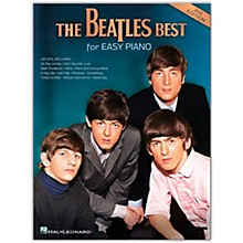 Hal Leonard The Beatles Best for Easy Piano - 2nd Edition