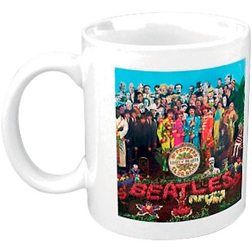 ROCK OFF The Beatles Boxed Mug: Sgt Pepper