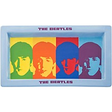 Vandor The Beatles Color Bar 16 in. Ceramic Serving Platter