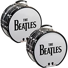 Vandor The Beatles Drum Shaped Tin Tote