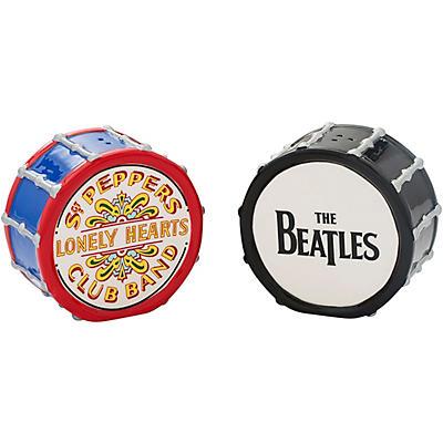 Vandor The Beatles Drums Ceramic Salt & Pepper Set