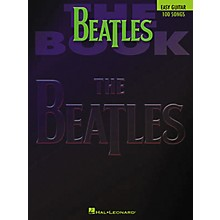 Hal Leonard The Beatles Easy Guitar Tab Book