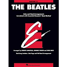 Hal Leonard The Beatles Essential Elements Band Folios Series Softcover by The Beatles Arranged by Johnnie Vinson