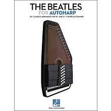Hal Leonard The Beatles For Autoharp Songbook