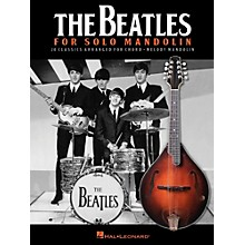 Hal Leonard The Beatles For Solo Mandolin