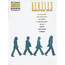 Hal Leonard The Beatles Greatest Hits Book
