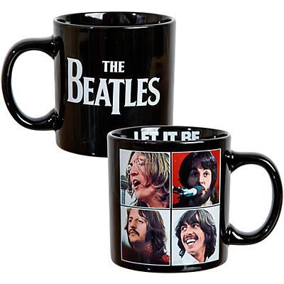 Vandor The Beatles Let It Be 16 oz. Ceramic Mug