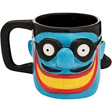 Vandor The Beatles Limited Edition Yellow Submarine Meanie Sculpted Ceramic Mug 1