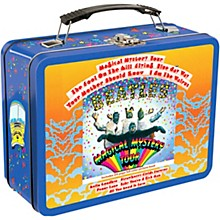 Vandor The Beatles Magical Mystery Tour Large Tin Tote