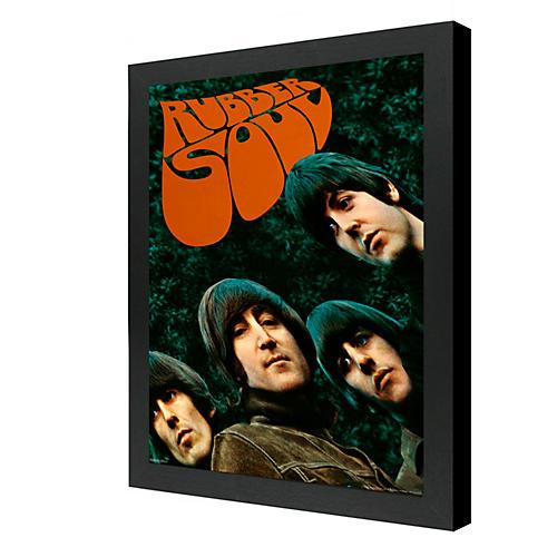 Ace Framing The Beatles Rubber Soul Framed Artwork