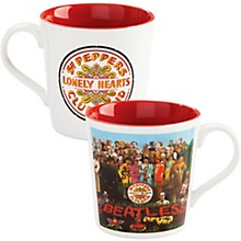 Vandor The Beatles Sgt. Pepper's 12 oz. Ceramic Mug