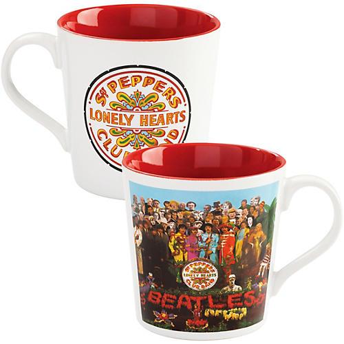 Vandor The Beatles Sgt. Pepper's 12 oz. Ceramic Mug