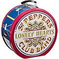 Vandor The Beatles Sgt. Pepper's Drum Shaped Tin Tote thumbnail