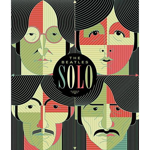 Hal Leonard The Beatles Solo Book