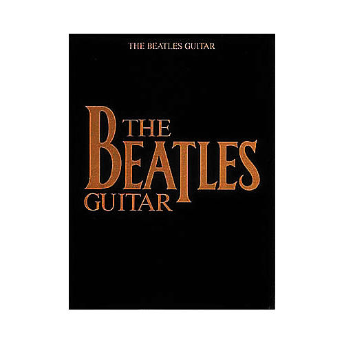 Hal Leonard The Beatles Solo Guitar Tab Arrangments Book