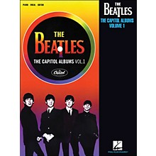 Hal Leonard The Beatles The Capitol Albums Volume 1 arranged for piano, vocal, and guitar (P/V/G)