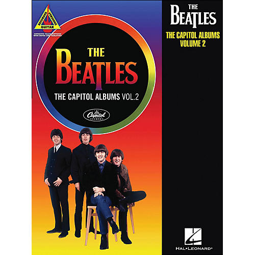Hal Leonard The Beatles: The Capitol Albums Volume 2 Guitar Tab Songbook