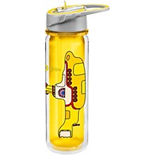 Vandor The Beatles Yellow Submarine 18 oz. Tritan Water Bottle