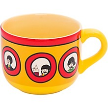 Vandor The Beatles Yellow Submarine 20 oz. Ceramic Soup Mug