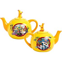 Vandor The Beatles Yellow Submarine Ceramic Tea Pot