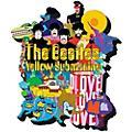 Hal Leonard The Beatles Yellow Submarine  Chunky Magnet thumbnail
