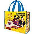 Vandor The Beatles Yellow Submarine Large Recycled Shopper Tote thumbnail