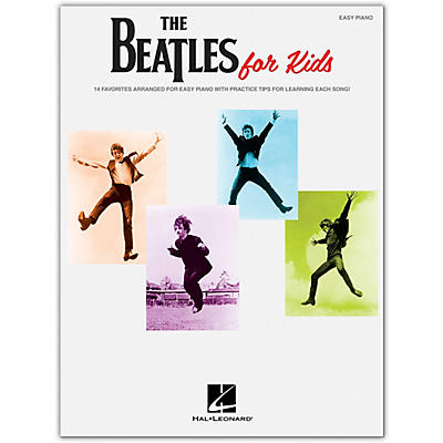 Hal Leonard The Beatles for Kids for Easy Piano