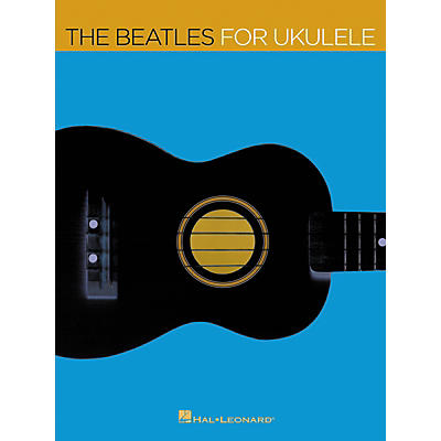 Hal Leonard The Beatles for Ukulele Songbook