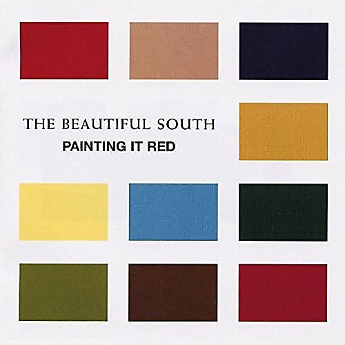 Alliance The Beautiful South - Painting It Red