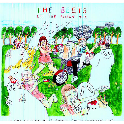 Alliance The Beets - Let the Poison Out