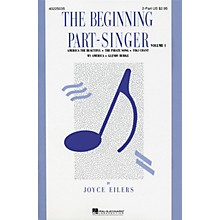 Hal Leonard The Beginning Part Singer Volume 1