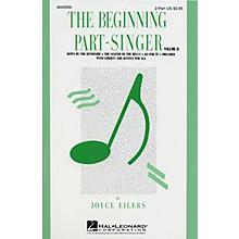 Hal Leonard The Beginning Part-Singer Volume II Book