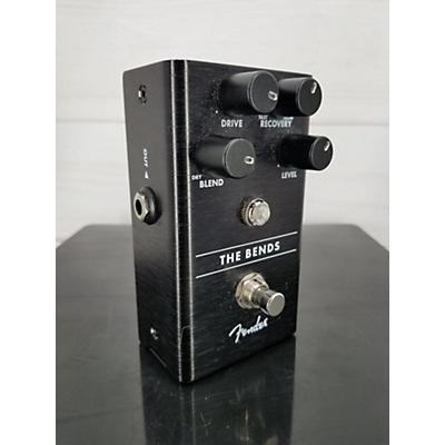 Fender The Bends Effect Pedal
